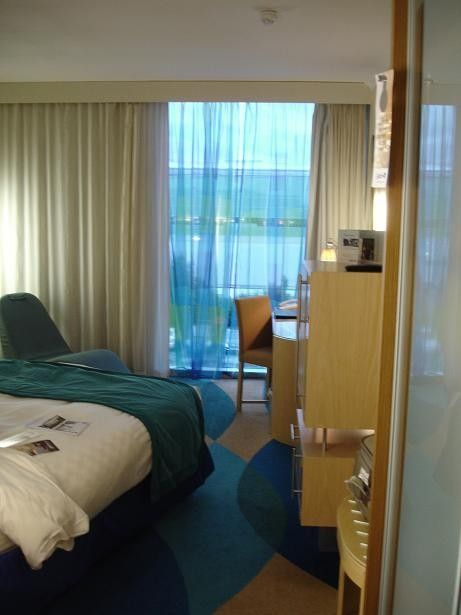 Radisson Blu Hotel London Stansted Airport (Room and features)