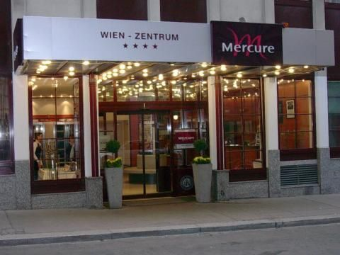 Mercure Wien Zentrum (Gebude)