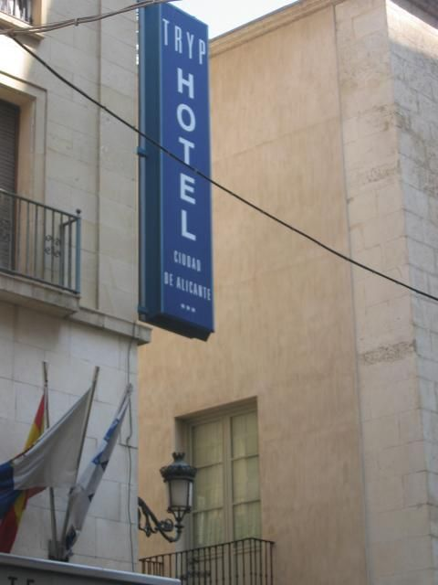 Tryp Ciudad de Alicante (Edificio)