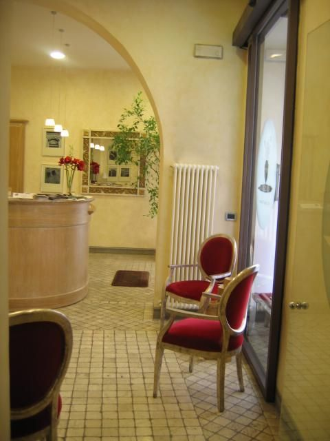 Residence Manassei (Lobby)