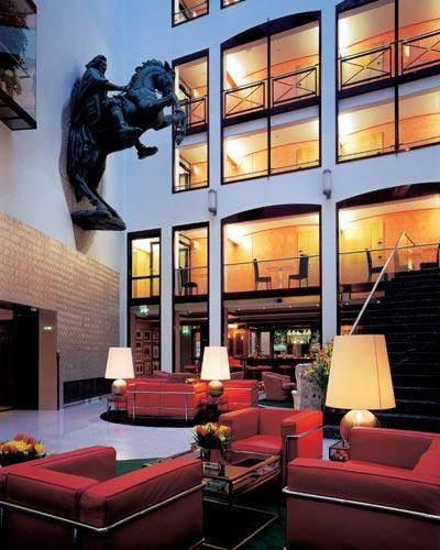 Derag Livinghotel Groer Kurfrst (Lobby)