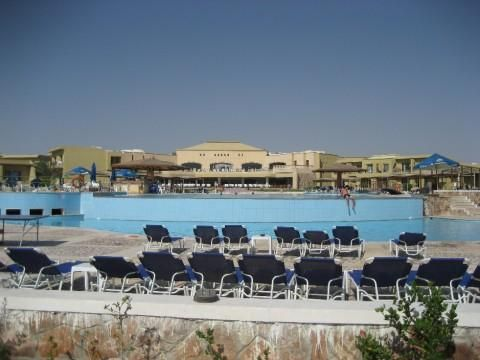 The Three Corners Fayrouz Plaza Beach Resort (View)