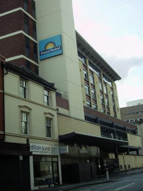 Ramada Nottingham (Building)