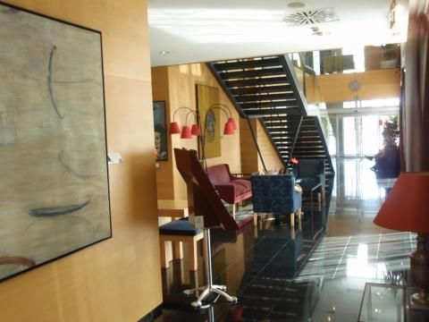 EuroHotel Diagonal Port (Lobby)