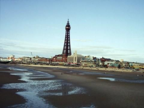 Blackpool Tower (Exterior view)