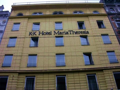 K+K Maria Theresia (Building)