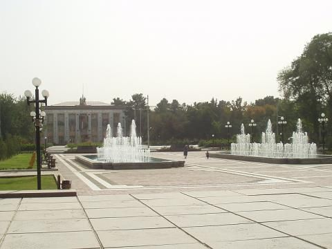 Soviet War Memorial (Alrededores)
