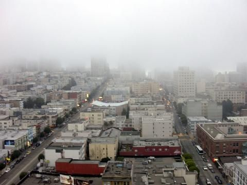 Holiday Inn San Francisco-Golden Gateway (Vistas)
