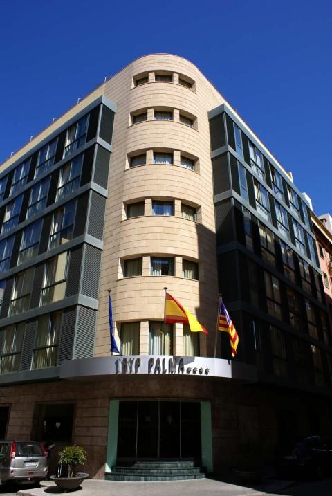 Tryp Palma (Edificio)