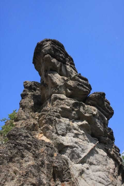 Angel Rocks Trail (Detail)