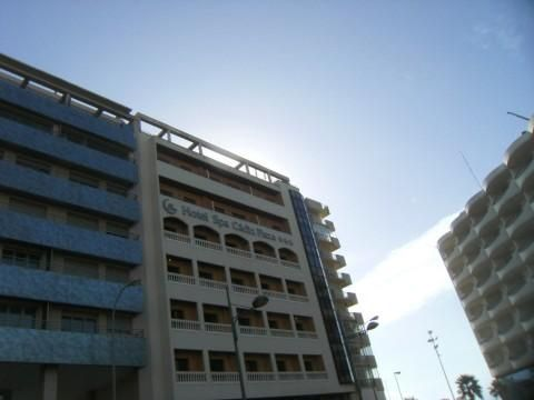 Spa Cádiz Plaza (Edificio)