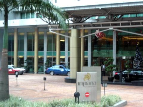 The Impiana KLCC Hotel & Spa (Gebude)