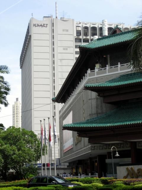 Grand Hyatt Singapore (Gebäude)