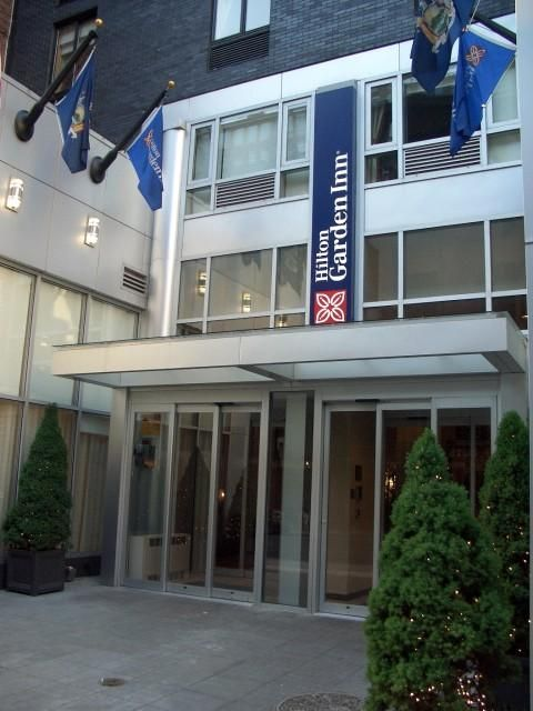 Hilton Garden Inn New York-Chelsea (Edificio)