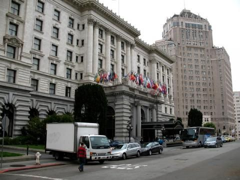 The Fairmont San Francisco (Building)