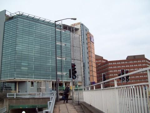 Premier Inn Sheffield City Centre St Mary's Gate (Building)