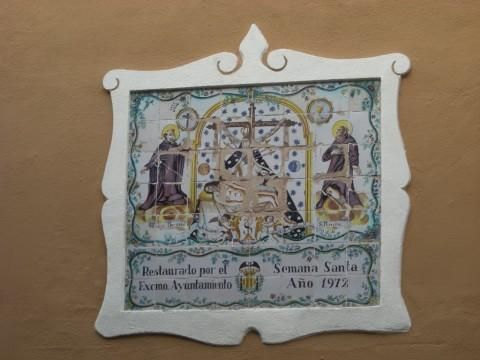 Parroquia Nuestra Seora de los ngeles (Detalle)