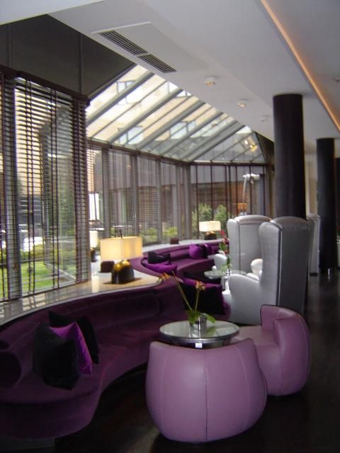 Sofitel Brussels Le Louise (Lobby)