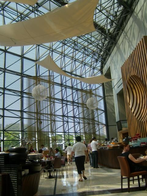 Swissotel The Stamford Singapore (Restaurant)