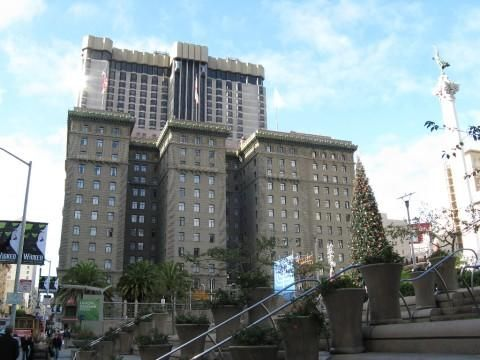 The Westin St Francis (Building)