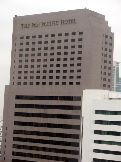 Crowne Plaza Bangkok Lumpini Park (Gebude)
