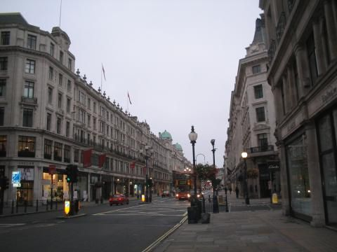 Oxford Street (Veduta interna)