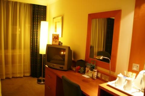 Holiday Inn London-Bloomsbury (Habitación y mobiliario)