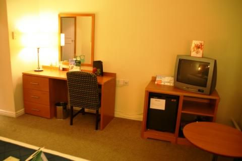 Holiday Inn London-Bloomsbury (Room and features)