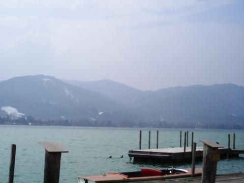 Uferpromenade Tegernsee (Aussicht)