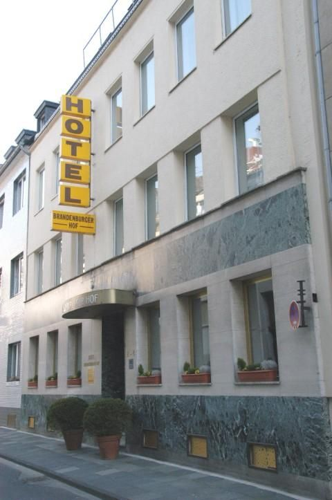Brandenburger Hof (Building)