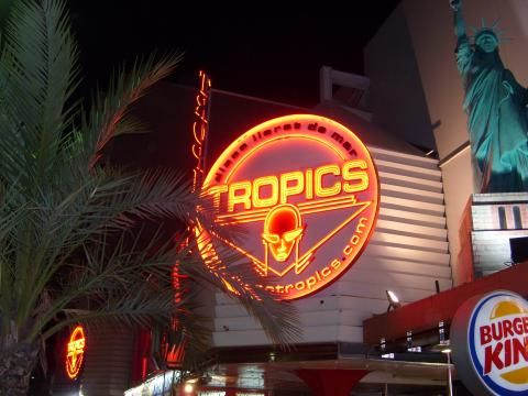 Tropics Disco (Exterior view)