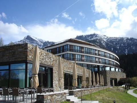 InterContinental Berchtesgaden Resort (Gebäude)