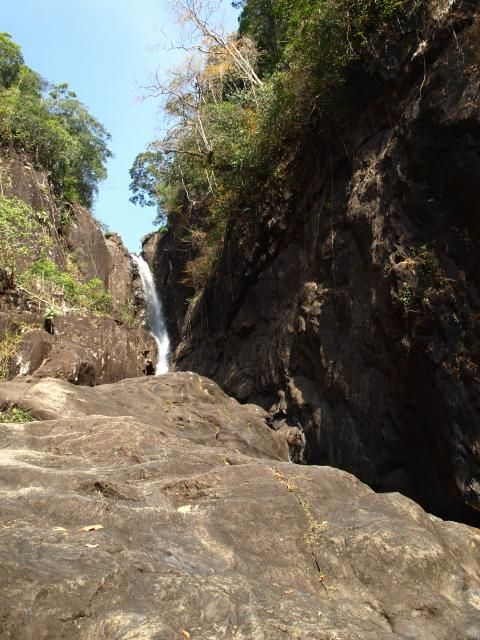 Klong Plu Waterfall (Exterior view)