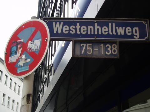 Westenhellweg (Detail)