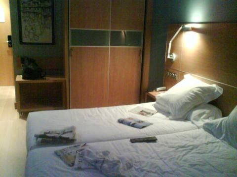 Sercotel Jauregui (Room and features)
