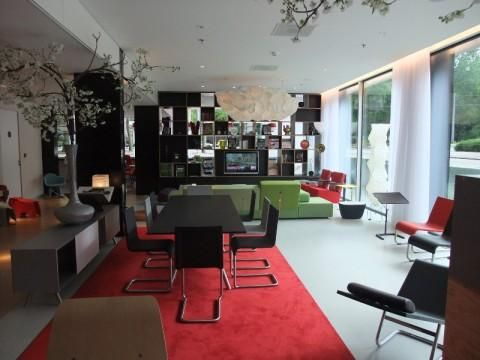 CitizenM Amsterdam City (Lobby)