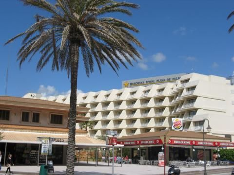 Iberostar Royal Playa de Palma (Gebude)