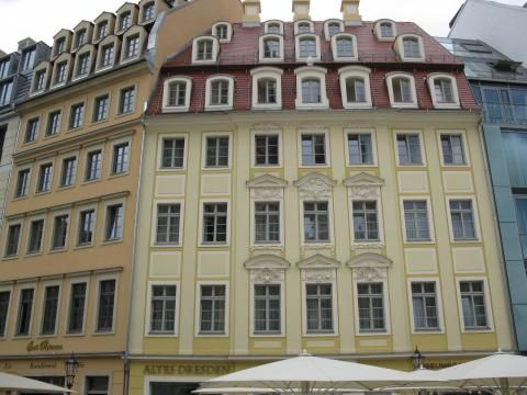 Aparthotel Altes Dresden (Gebude)