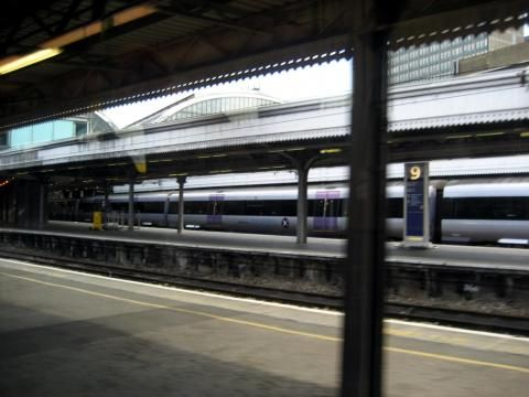 Heathrow Express (View)