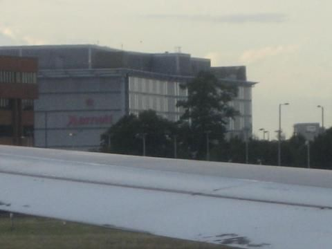 Marriott London Heathrow Airport (Building)