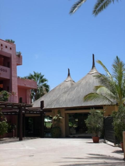 Abama Resort (Zonas comunes exteriores)