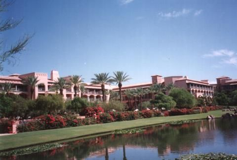 The Fairmont Scottsdale Princess (Installations extrieures)
