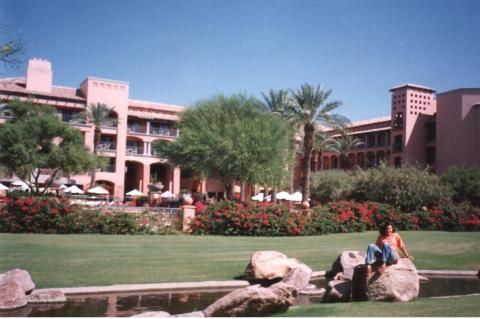 The Fairmont Scottsdale Princess (Installations extérieures)