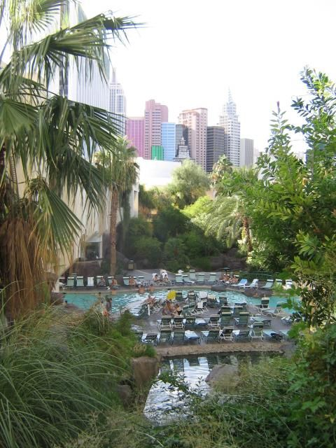Tropicana (Communal areas (e.g. garden))