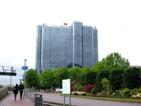 Crowne Plaza Glasgow (Edificio)