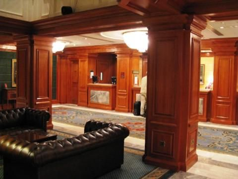 Sheraton Grand Hotel & Spa (Lobby)