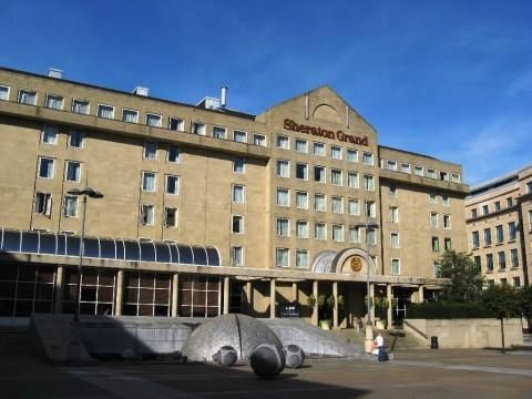 Sheraton Grand Hotel & Spa (Building)