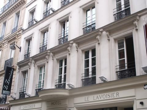 Le Lavoisier (Edificio)