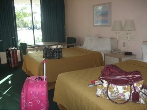 Quality Inn International -  A Rosen Property (Room and features)
