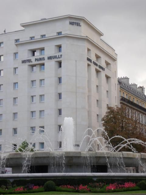 Paris Neuilly (Edificio)